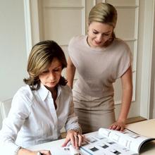 Delia und Johanna Fischer